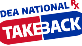 National Drug Take Back 2018 Logo