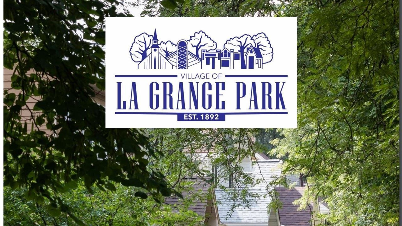 Village of La Grange Park Budget Cover 2021